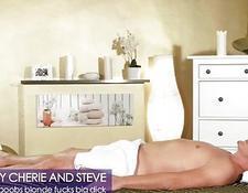 hidden cameras in the massage room