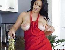 nice fresh pussy gangbang